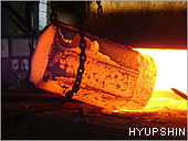 Jinan Hyupshin Flanges Co., Ltd, Forged Flanges, Steel Flanges, Manufacturer, Exporter from Shandong of China, forged flange