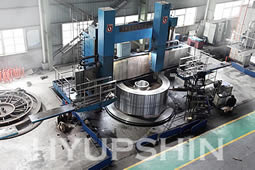 Jinan HyupShin Flanges Co., Ltd Lathing flanges